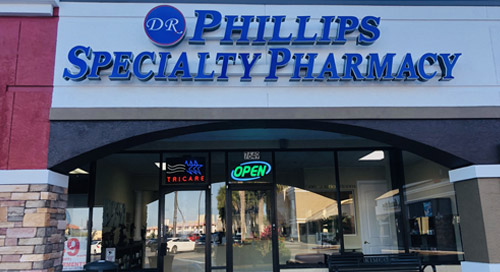 Dr. Phillips Specialty Pharmacy Exterior